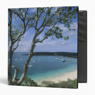 Carribean, Anguilla Island, Road Bay Harbour. Binder