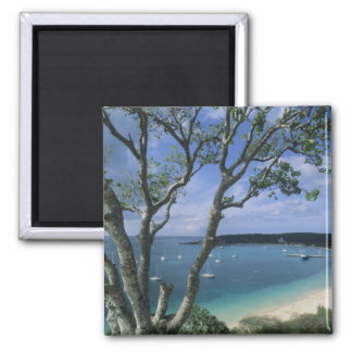 Carribean, Anguilla Island, Road Bay Harbour. Magnet