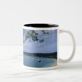Carribean, Anguilla Island, Road Bay Harbour. Coffee Mug