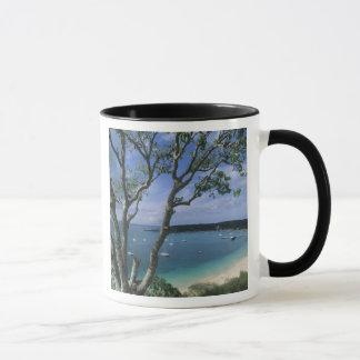Carribean, Anguilla Island, Road Bay Harbour. Mug