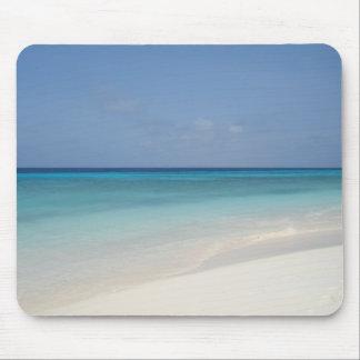 Carribean Beach Crystal Clear Water Mousepad