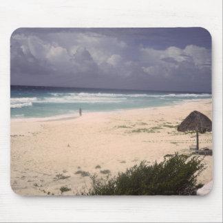 Carribean Beach Mouse Pad