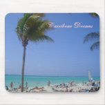 Carribean Dreams Mouse Pads