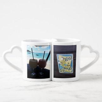 Carribean Duo Coffee Mugs