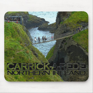 Carrick-a-Rede Mouse Pad