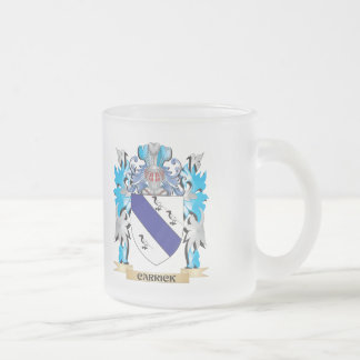 Carrick Coat of Arms - Family Crest Coffee Mugs