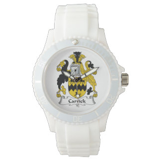 Carrick Family Crest Wristwatches