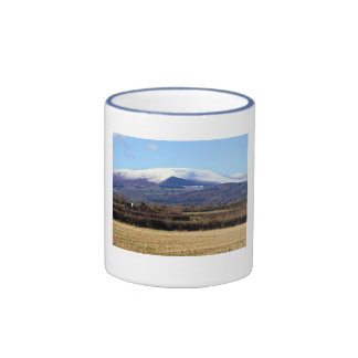 carrick on suir view ringer mug