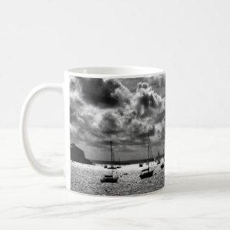 Carrick Roads Cornwall Coffee Mug