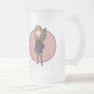 Carrie GP Collectors Cup Coffee Mug