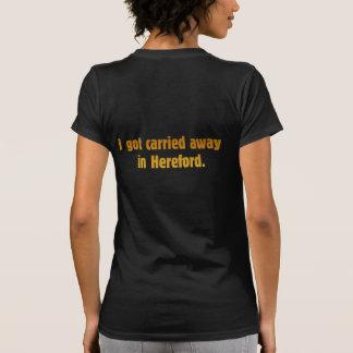 Carried Away Hereford Back Dark T-shirt