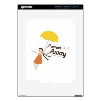 Carried Away iPad 3 Decals