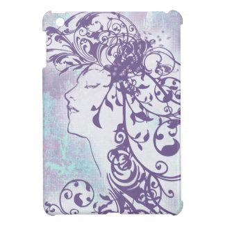 Carried Away Woman ART iPad Mini Case