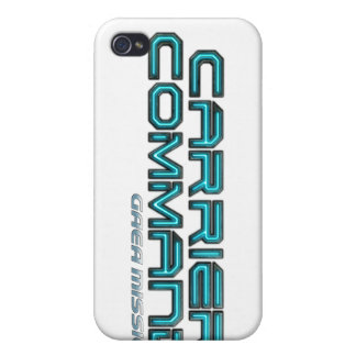 Carrier Command iPhone case iPhone 4 Cases