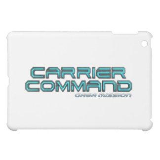 Carrier Command LOGO iPad case