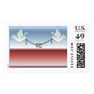 Carrier Doves on the Horizon (1) [CUSTOMIZE] Stamp