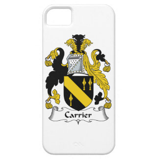Carrier Family Crest iPhone 5 Cases