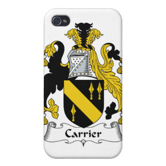 Carrier Family Crest iPhone 4 Cover