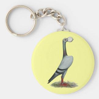 Carrier Pigeon 2012 Keychain
