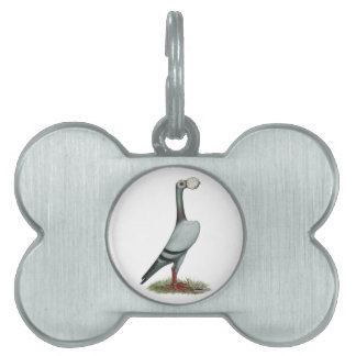 Carrier Pigeon 2012 Pet Name Tag