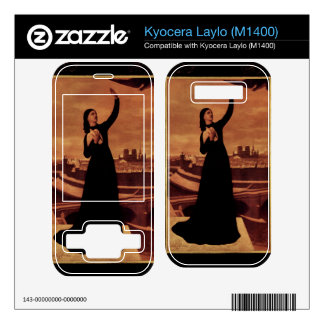 Carrier Pigeon by Puvis De Chanes Kyocera Laylo Decals