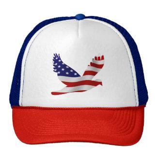 Carrier Pigeon Star-Spangled Banner Trucker Hat