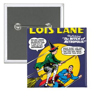 Carril #1 de Lois Pin Cuadrada 5 Cm