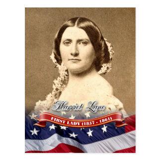 Carril de Harriet, primera señora de los E.E.U.U. Postales