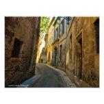 Carriles de Provence Impresion Fotografica