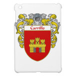 Carrillo Coat of Arms/Family Crest Cover For The iPad Mini