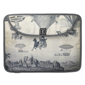 Carrilloons over the City MacBook Pro Sleeve