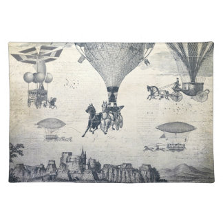 Carrilloons over the City Placemat