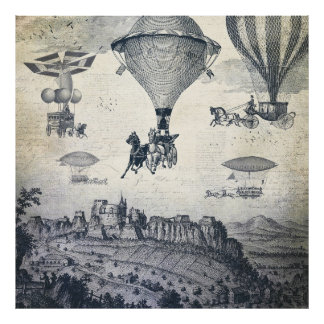 Carrilloons over the City Poster