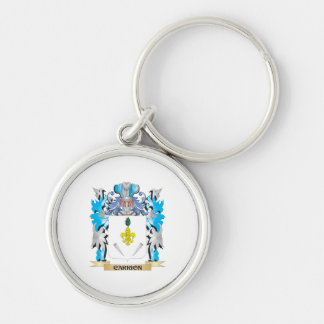 Carrion Coat of Arms - Family Crest Keychains