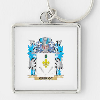 Carrion Coat of Arms - Family Crest Key Chain