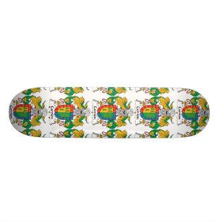 Carrion Family Crest Skate Board Decks