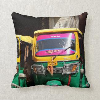 carrito indio del outo cojin