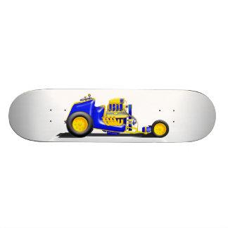 Carro alterado combustible tabla de skate