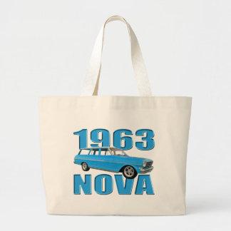 carro chevy del longroof de la Nova 1963 II Bolsa De Mano