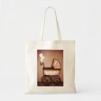 Carro de bebé bolsa tela barata