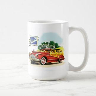 Carro de Buick Woody Taza
