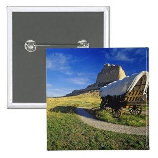 Carro de Conestoga en el nacional de Scottsbluff Pins