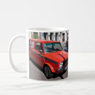 Carro de estado del socio de un club de Mini Taza Clásica