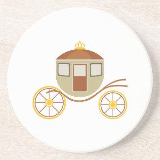 Carro de Fairytail Posavasos Personalizados