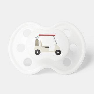 Carro de golf chupetes de bebe