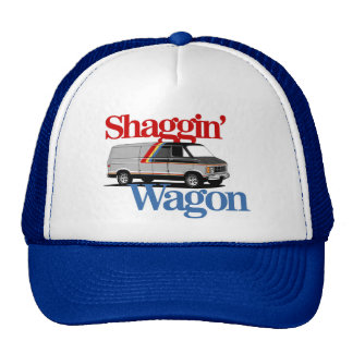 Carro de Shaggin Gorros Bordados