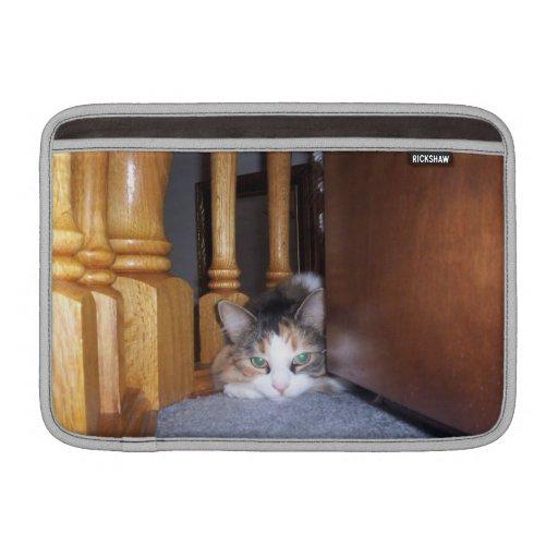 Carro el gato fundas macbook air