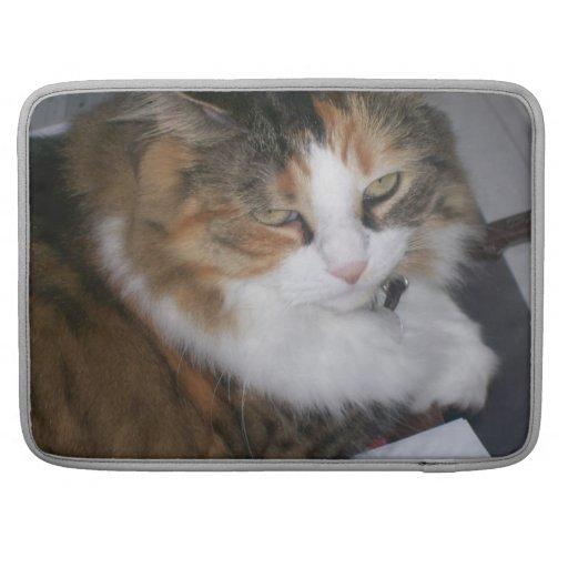 Carro el gato funda para macbook pro