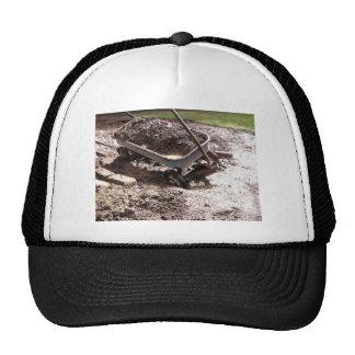 Carro pegado gorras de camionero