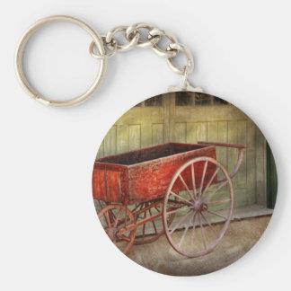 Carro - que carro rojo viejo llaveros personalizados